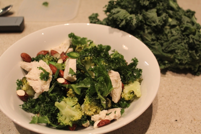 chicken kale 2