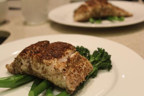 Spiced Kingfish