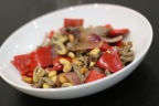 Beef and Vegetable Stir Fry with Cashew Nuts