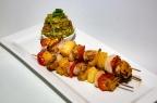 Chicken & Pineapple Kebabs